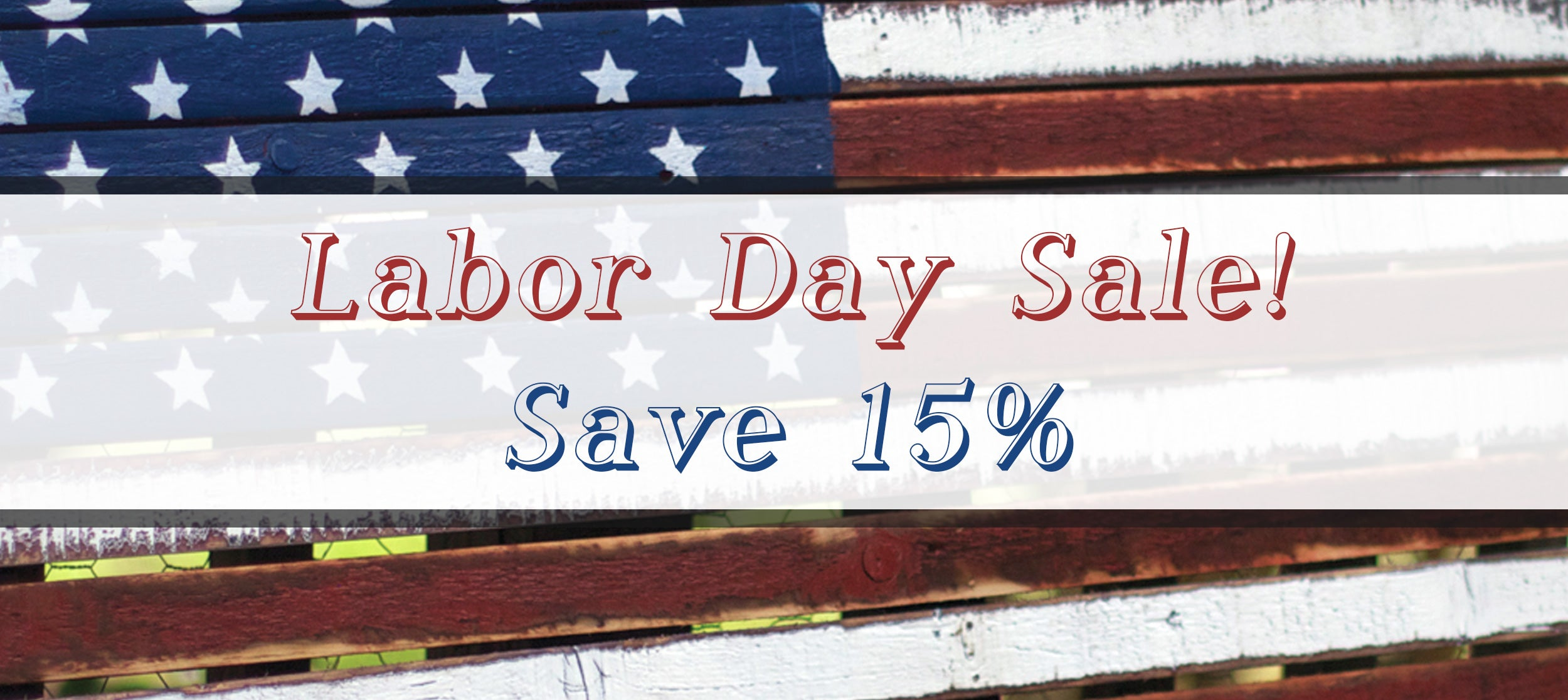 Labor Day Furniture Decor Sale