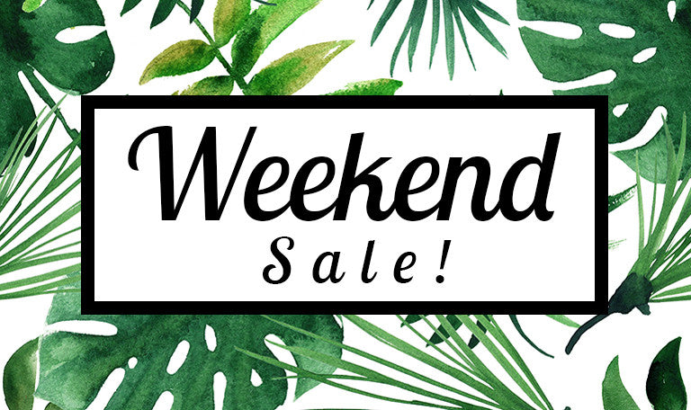 Weekend Furniture Sale