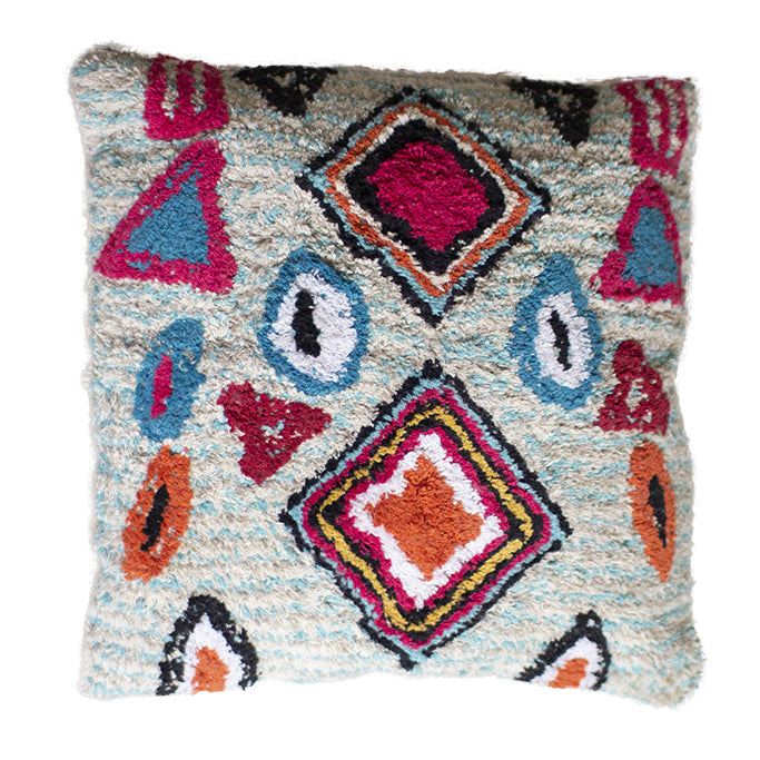 Boho Geometric Pillow