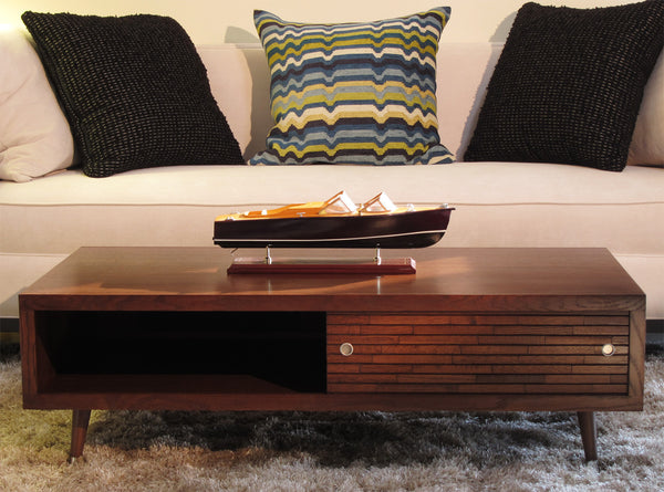 Retro Coffee Table Woodwaves
