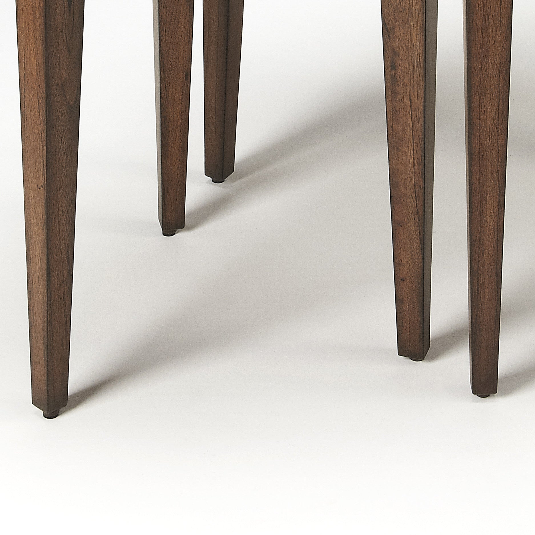Modern Nesting End Tables   Set Of 2