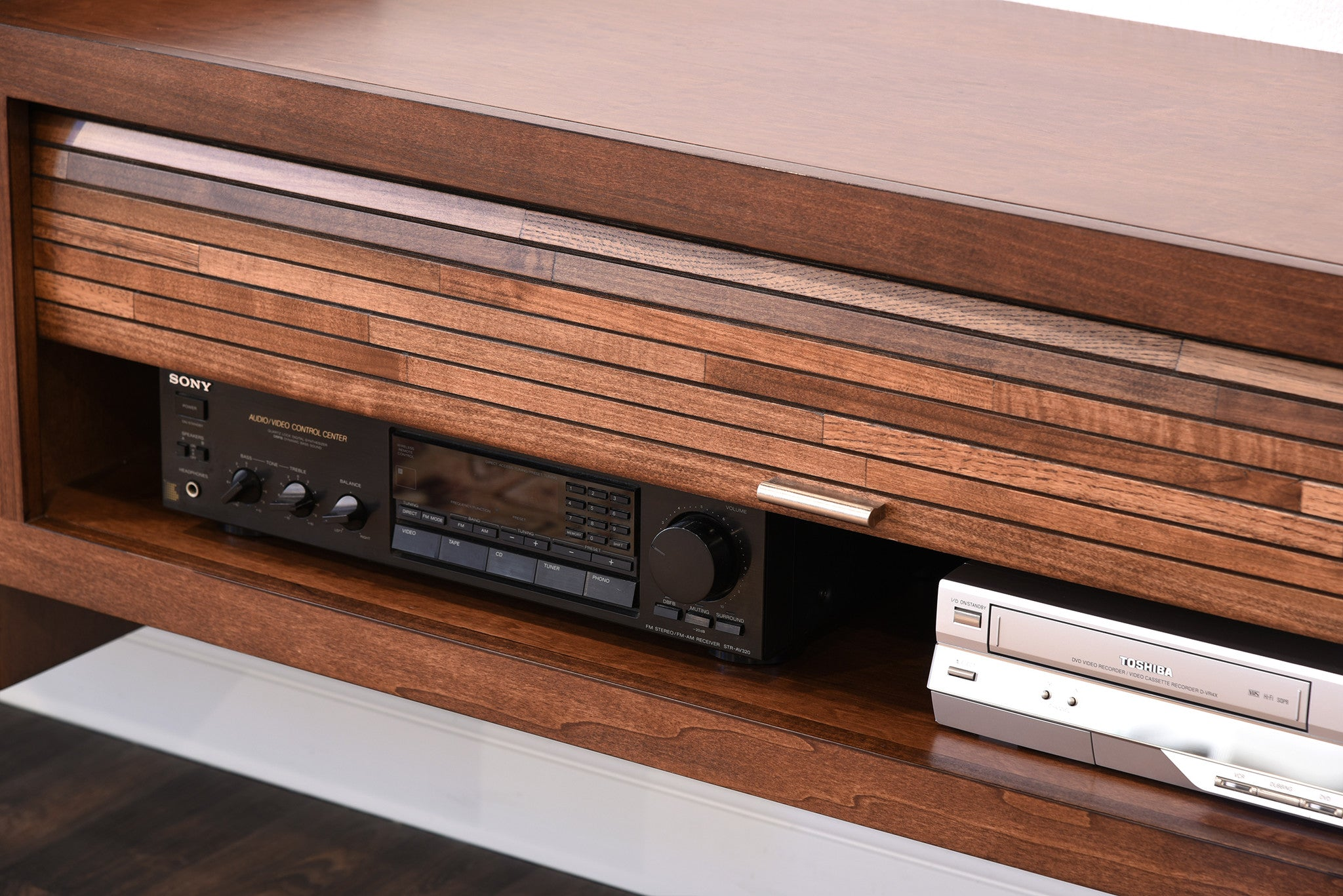 Fireplace TV Stands & Floating Wall Mount Consoles - Woodwaves