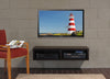 Wall Mount TV Stand - Mayan Espresso