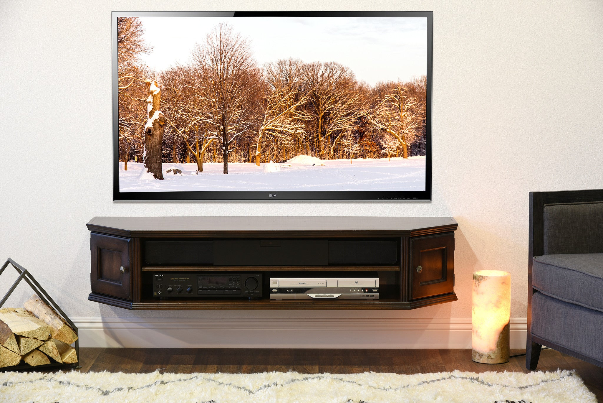 Wall Mounted Floating Tv Stands Tagged Entertainment