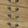 Shabby Chic Silverware Chest Driftwood Finish