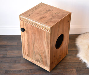 Handmade Wood Handcrafted Cajon Drum - Made in the U.S.A