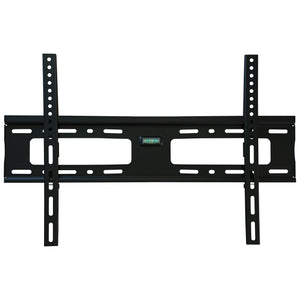 Low Profile TV Wall Mount Bracket With Bubble Level For 32 To 70 Inch Flat Screens