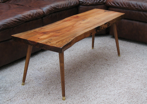 Mid Century Coffee Table Woodwaves