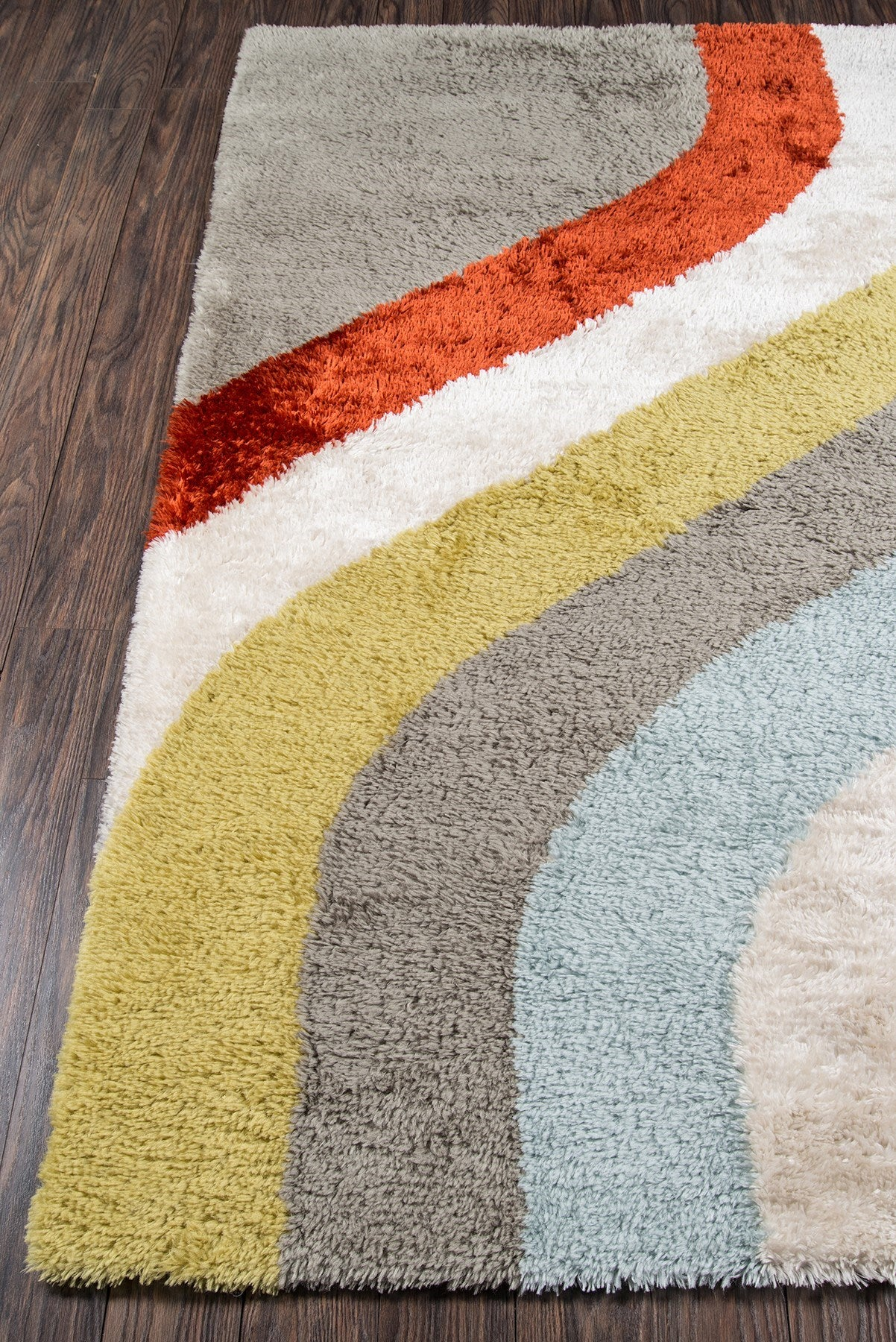 Mid Century Modern Retro Area Rugs Woodwaves