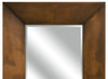 Rectangular Copper Plated Mirror