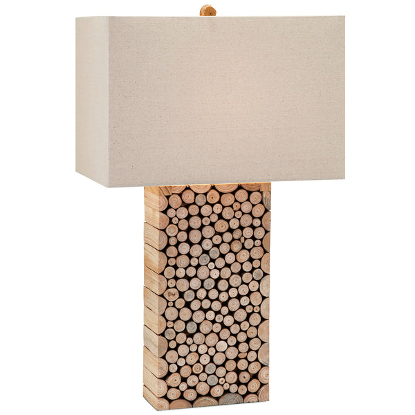 Modern Wood Tree Branch Table Lamp Woodwaves
