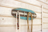 Wood Surfboard Coat Rack