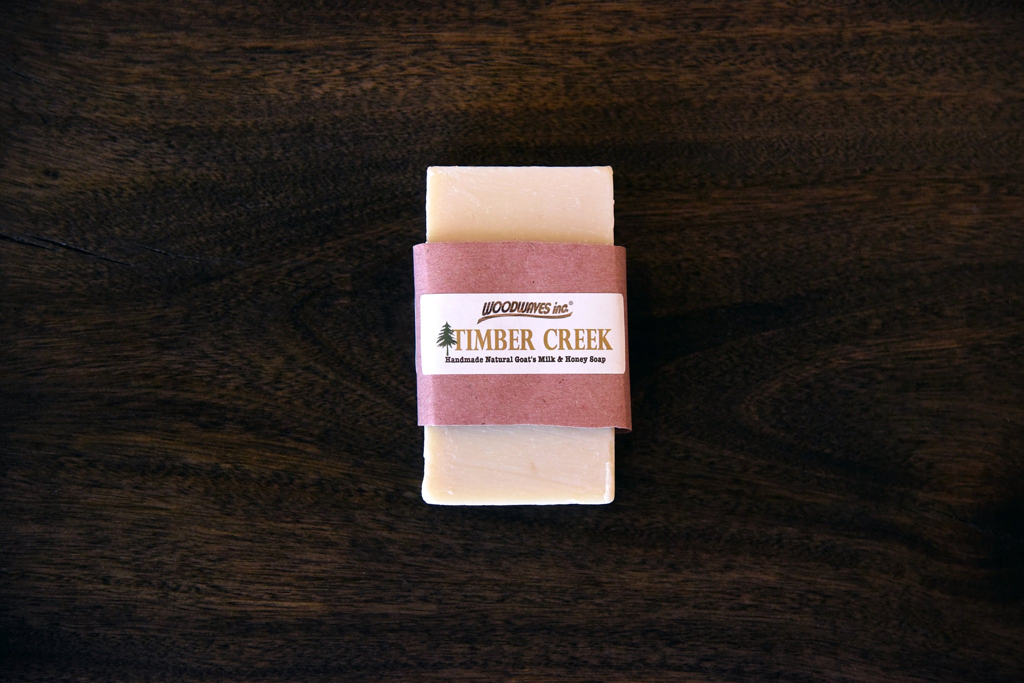 Men's Handmade Goat's Milk Bar Soap Gift Set - Timber Creek