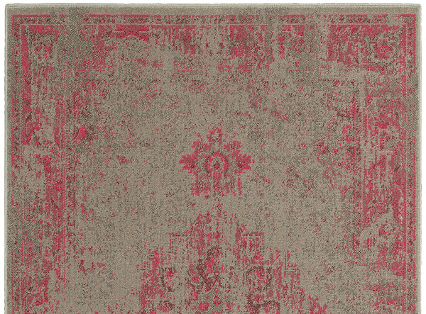 Pink And Grey Persian Rug Woodwaves