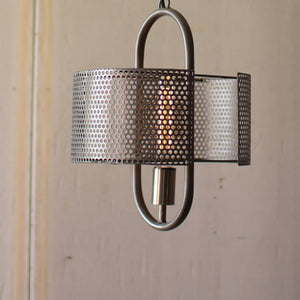 Preforated Shade Industrial Modern Pendant Lamp