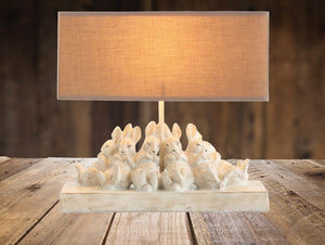 Kids Rabbit Table Lamp Modern Trendy