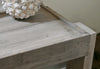 Gray Beach House Coastal Coffee Table - presEARTH Driftwood