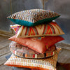 Round Boho Bohemian Brown Floor Pillow