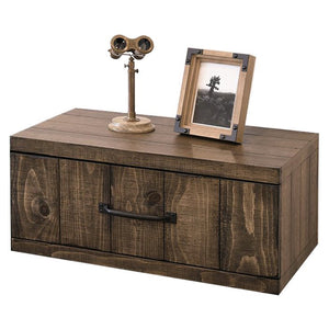 Wall Mounted Nightstand - Farmhouse Floating Drawer - Spice - OB 30% OFF!