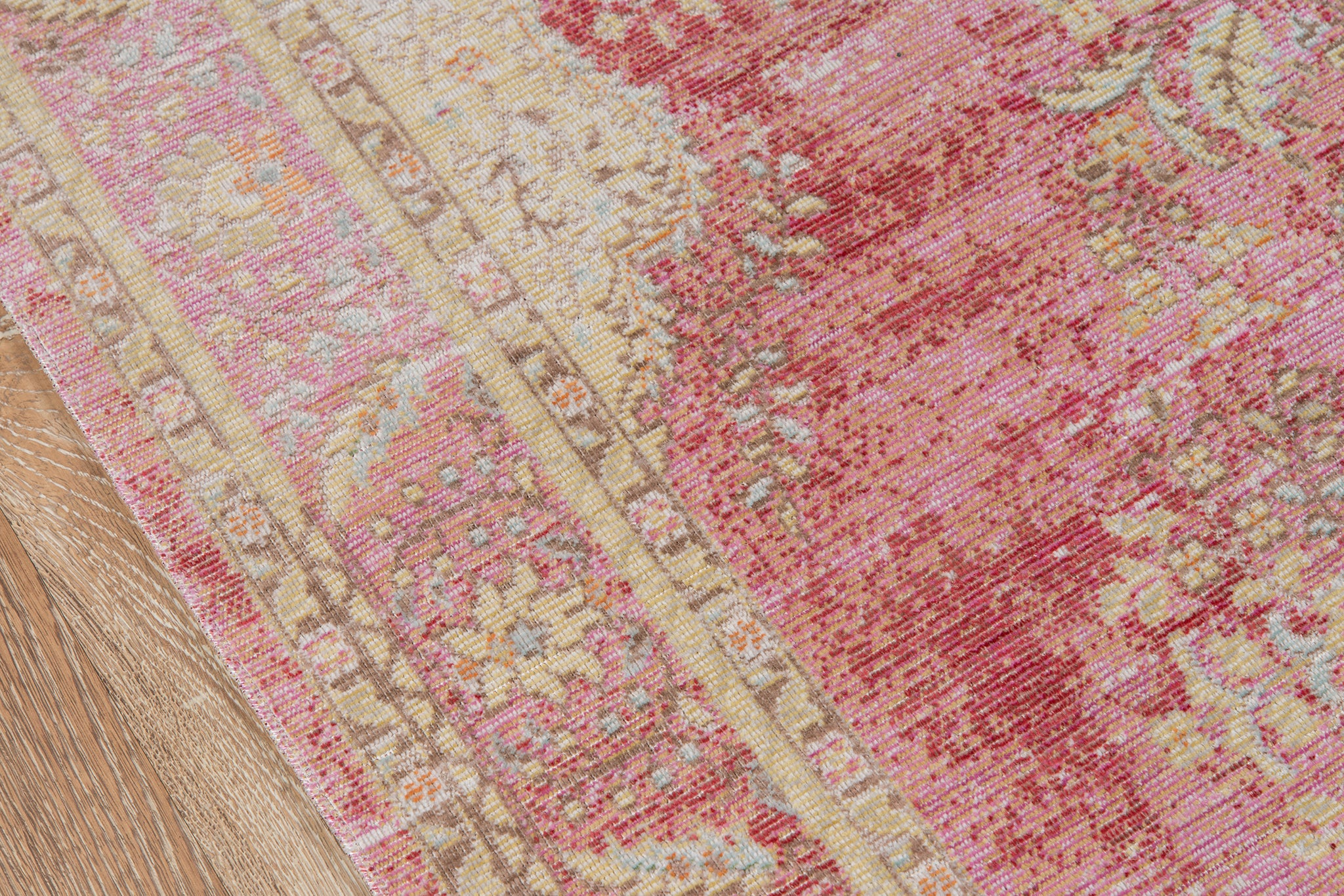 Top Overdyed Area Rugs - Woodwaves GB74