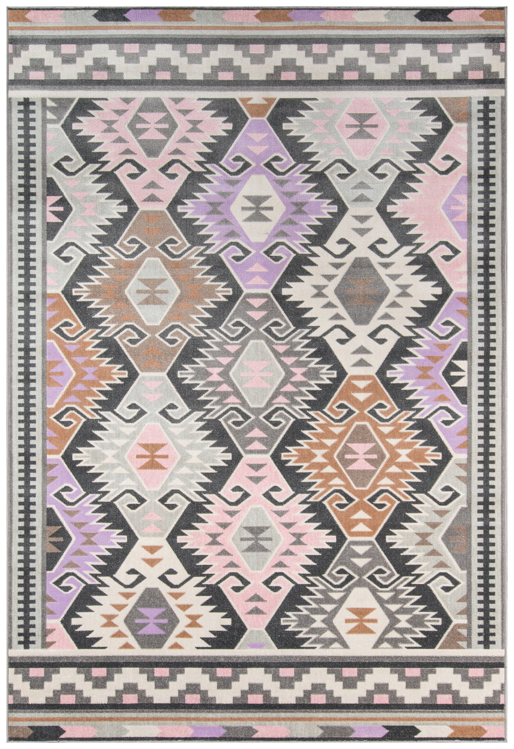 rug southwest style area rizzy rugs thumb southwestern for sale