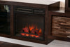 Wall Mount Fireplace TV Stand Entertainment Center - ECO GEO Espresso