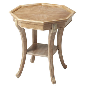 French Chic End Table