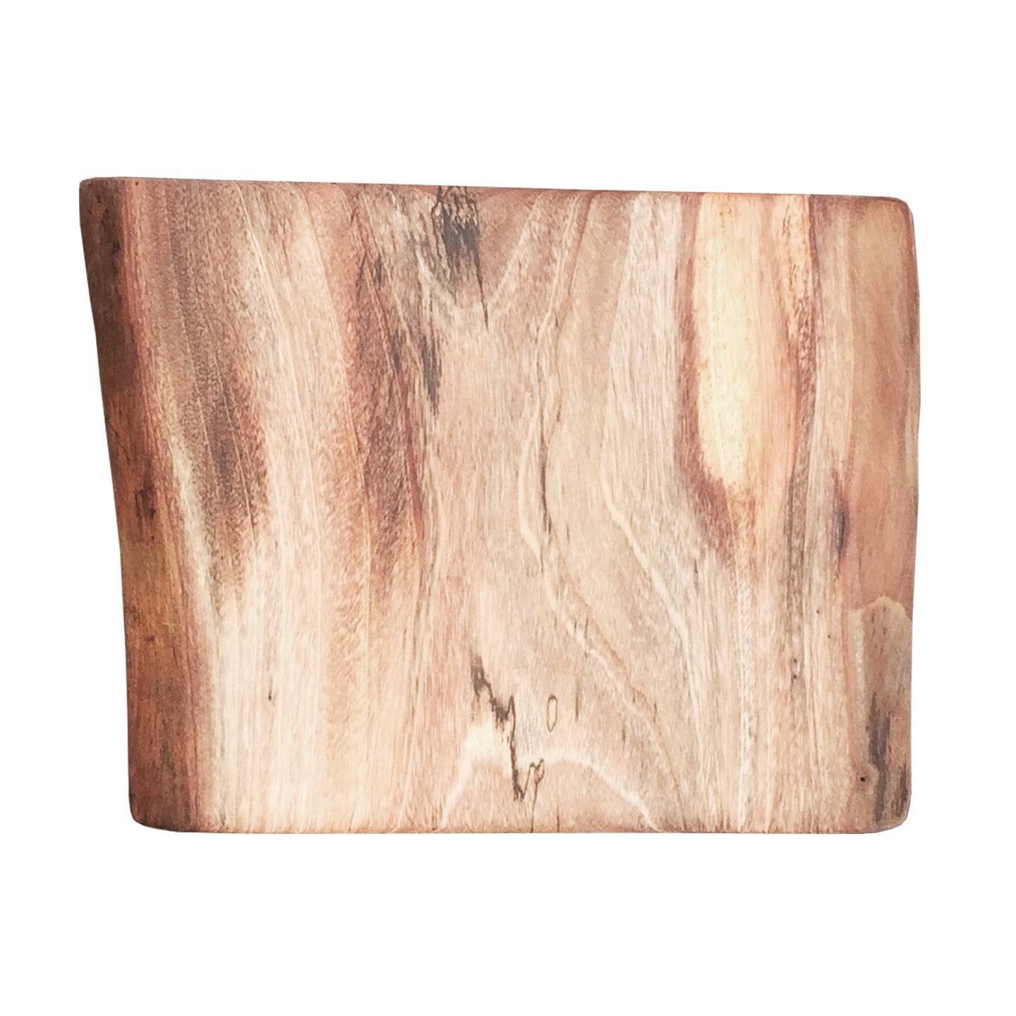 Reclaimed live edge cheese board medium woodwaves for Recycled wood board