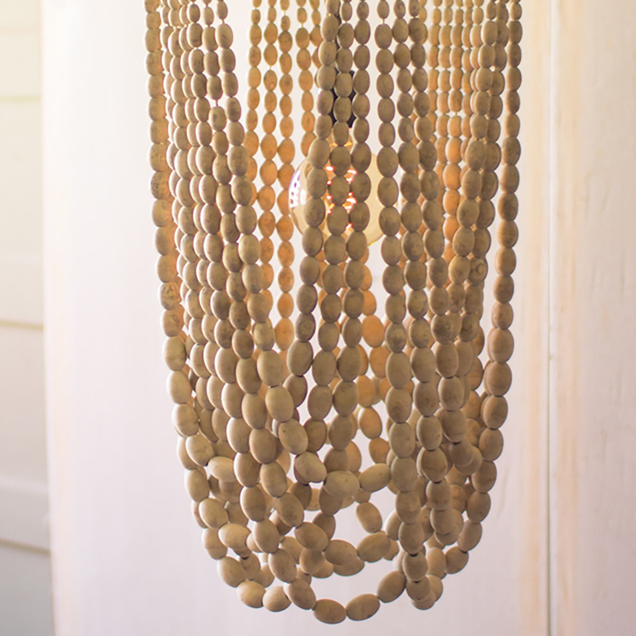 simply grey african room south s ombre made hand clay beaded makes africa it this with from available wooden the bead pin chandelier