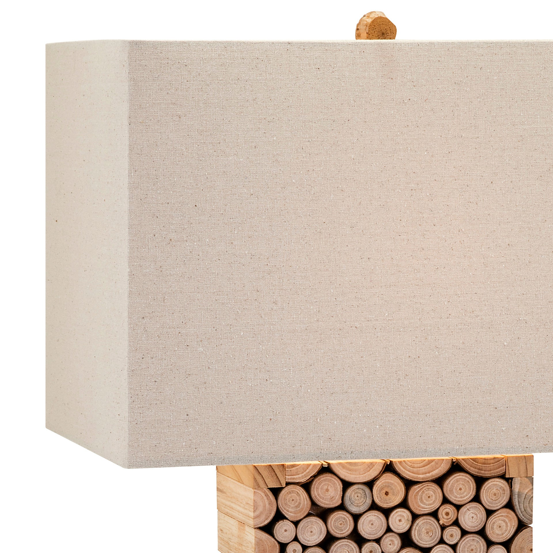 Preferred Modern Wood Tree Branch Table Lamp - Woodwaves OB87