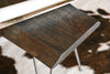 Rustic Reclaimed Live Edge Coffee Table