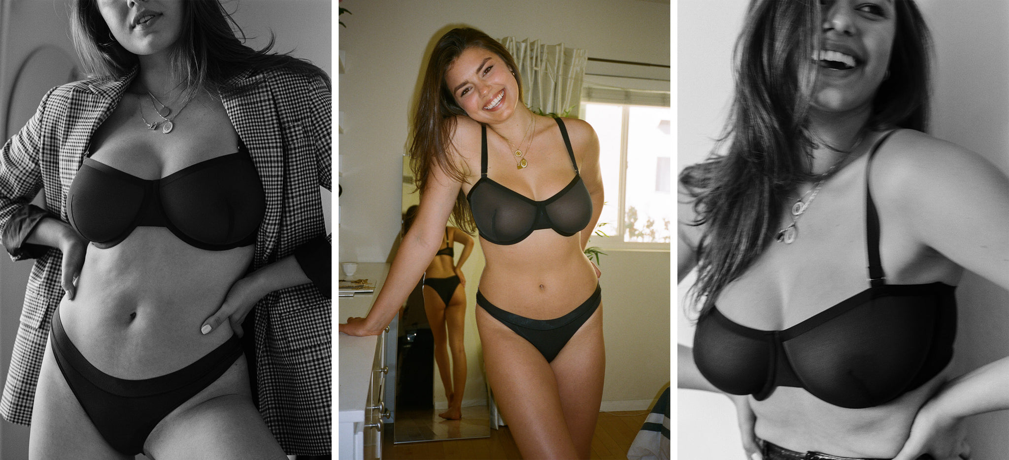 Lauren Searle Is Happiest When She's Being Herself