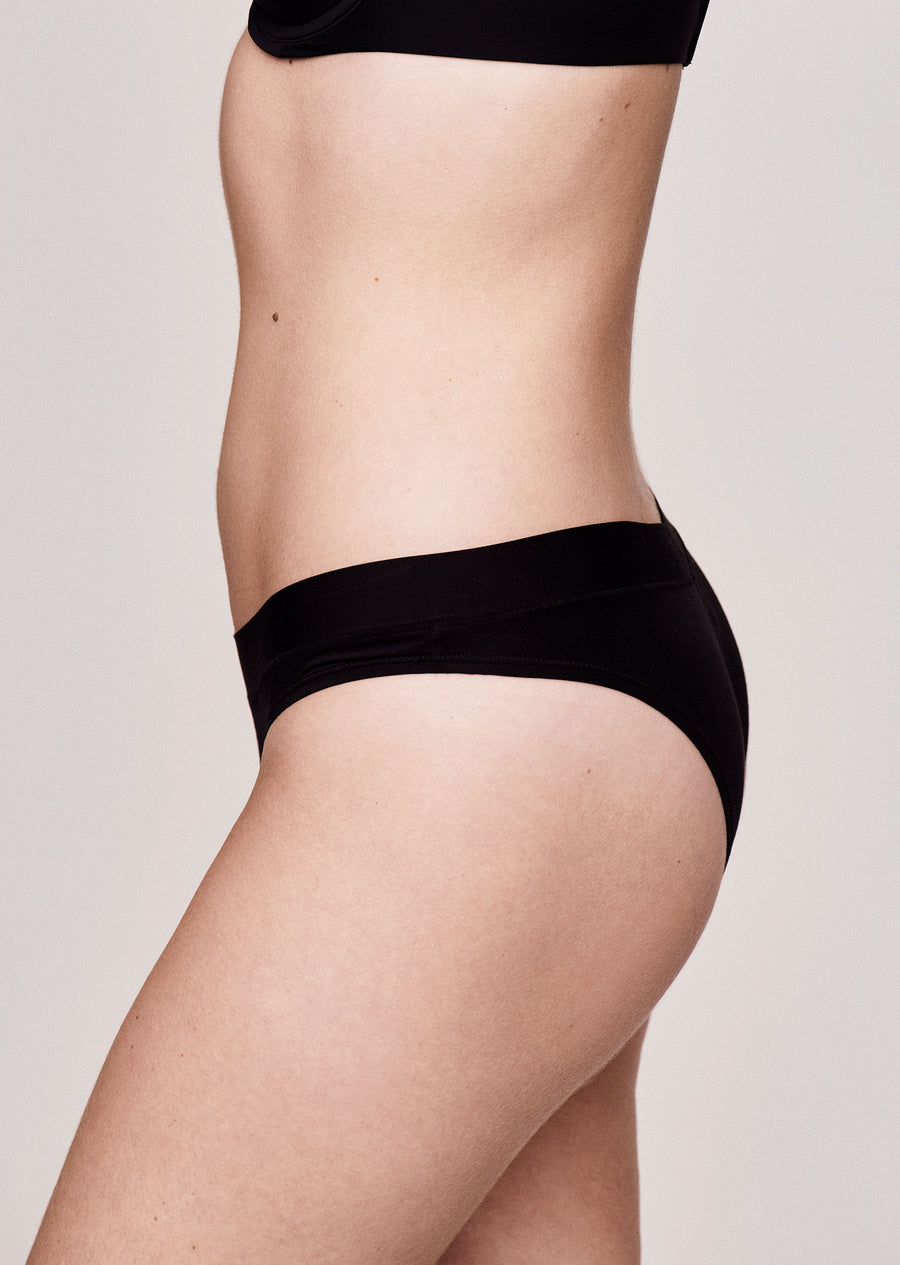 The Bikini - Modal, Black