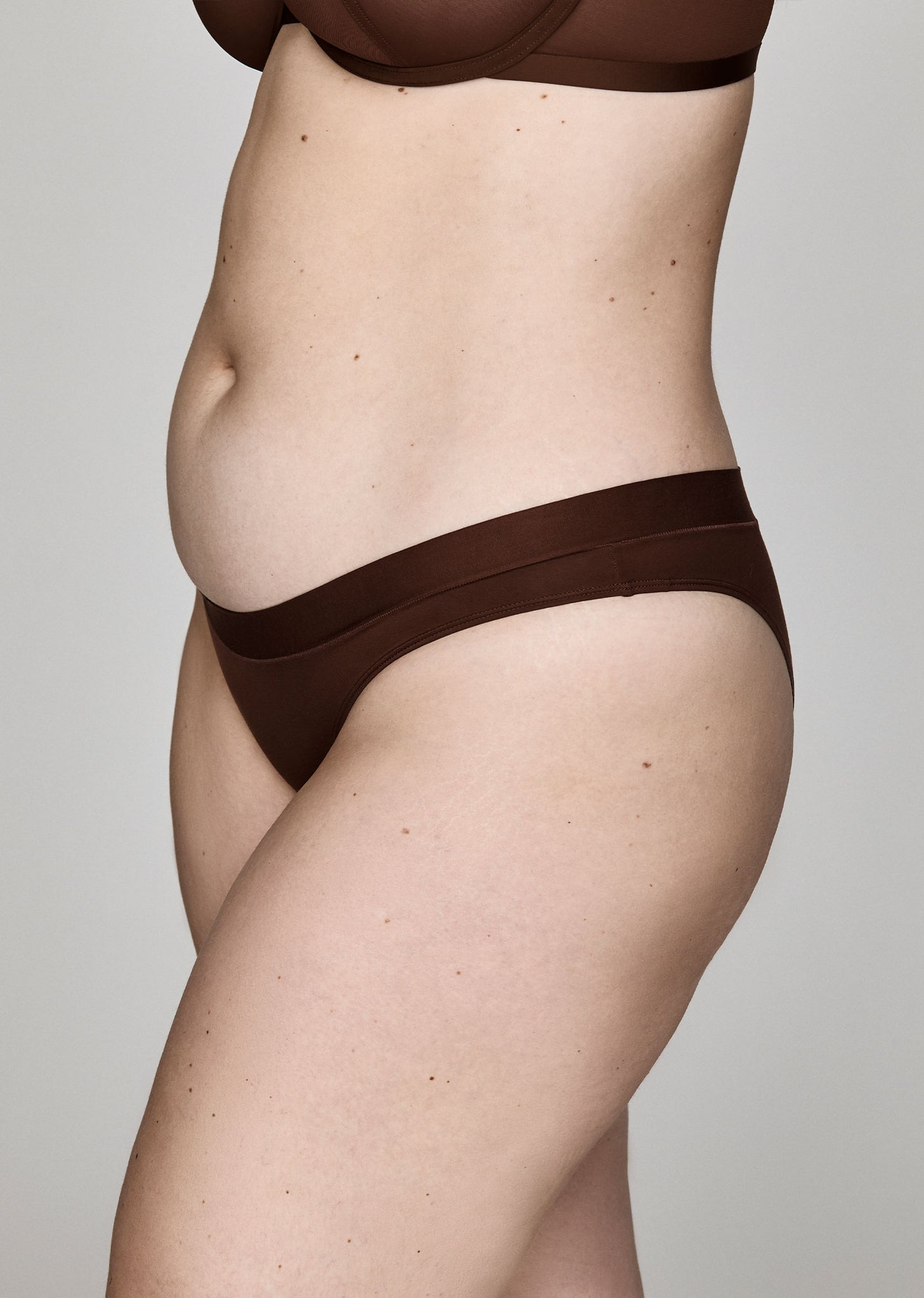 The Bikini in Espresso - CUUP