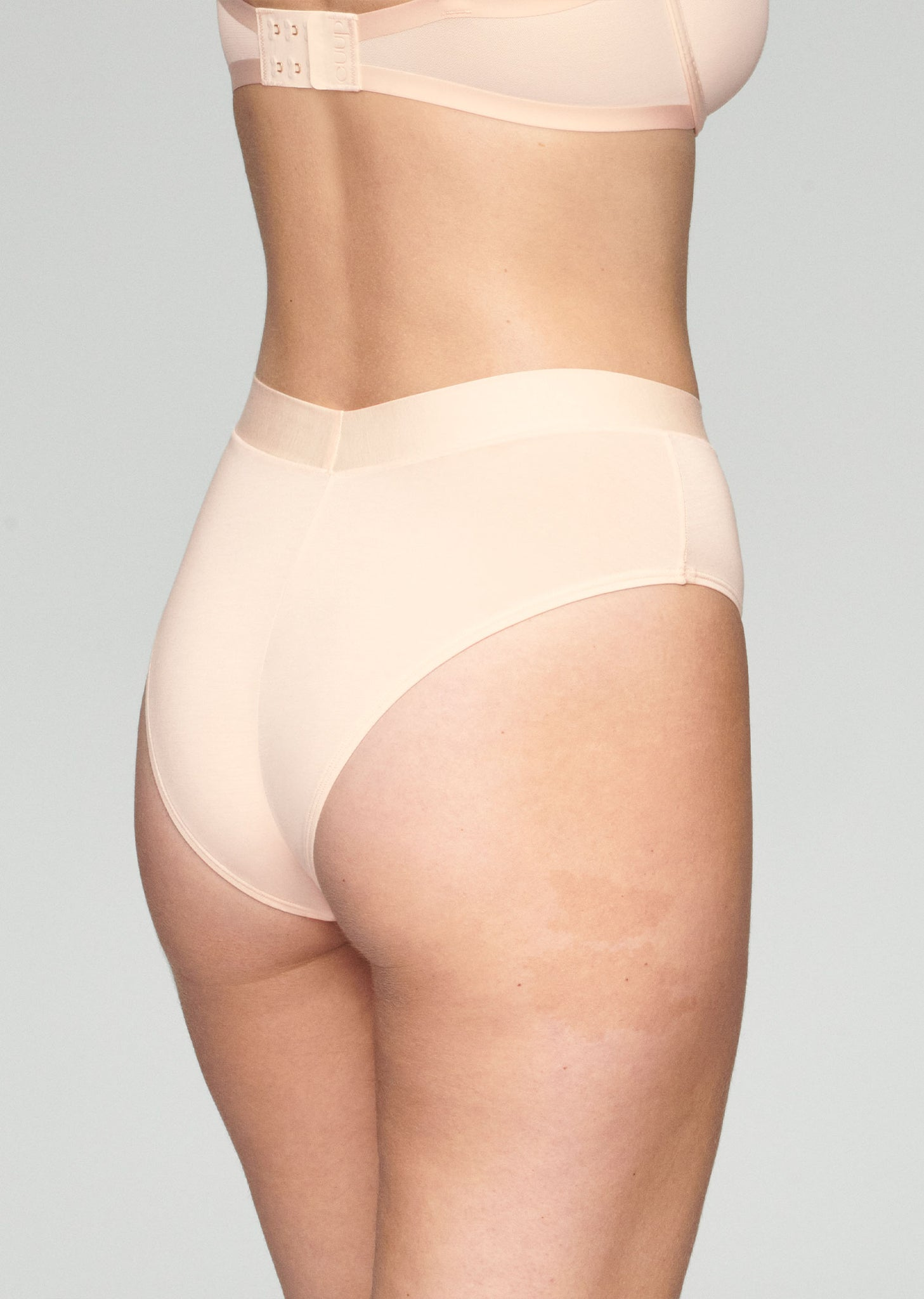The Highwaist in Blush - CUUP