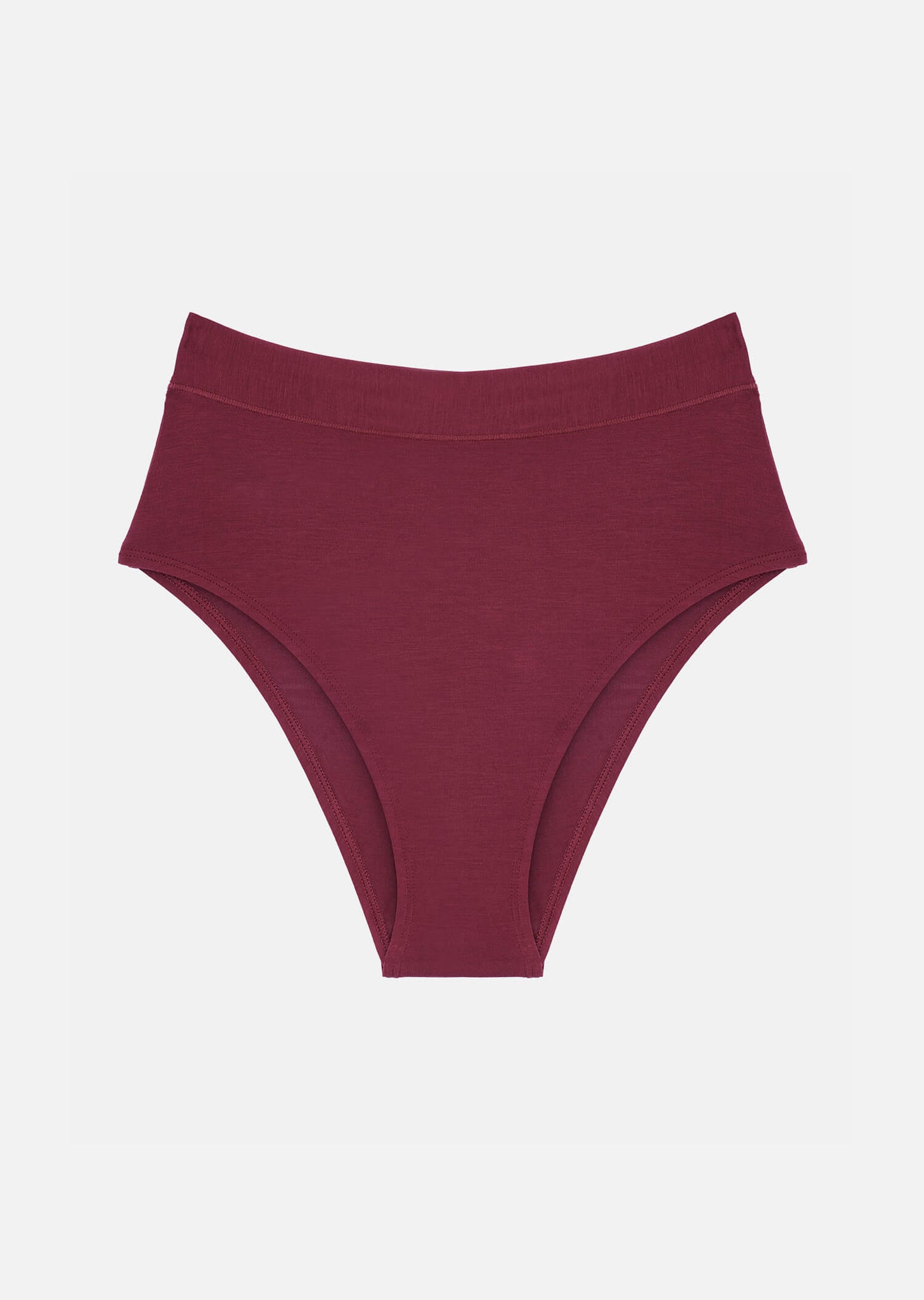 The Highwaist - Modal, Merlot