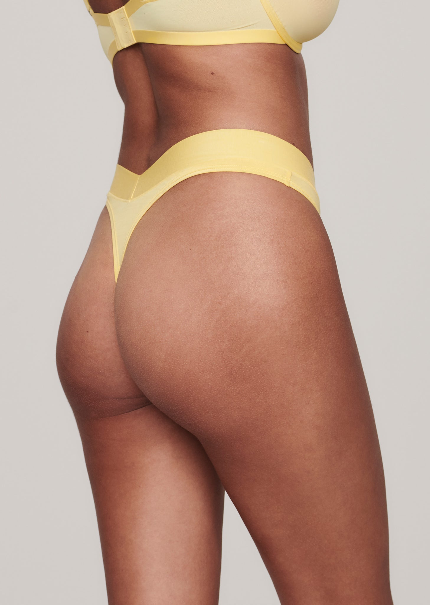 The Thong in Citrine - CUUP