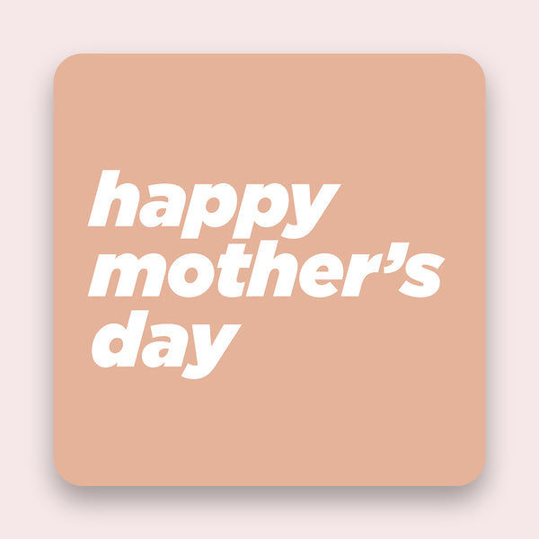 Mother's Day Handheld Signs