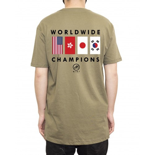 Flags Champion Tee
