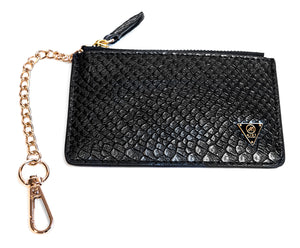 Anaconda Leather Pouch