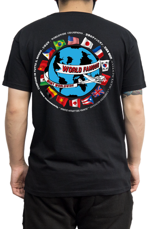 World Famous Globe Tshirt