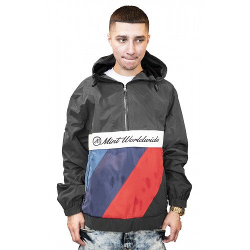 3M Reflective Black Motorsport Jacket