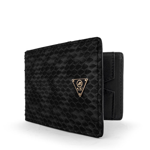 Leather Magnetic Bifold