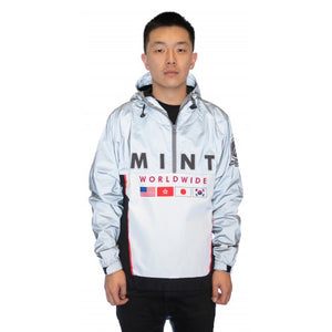 3M Reflective Silver Anorak