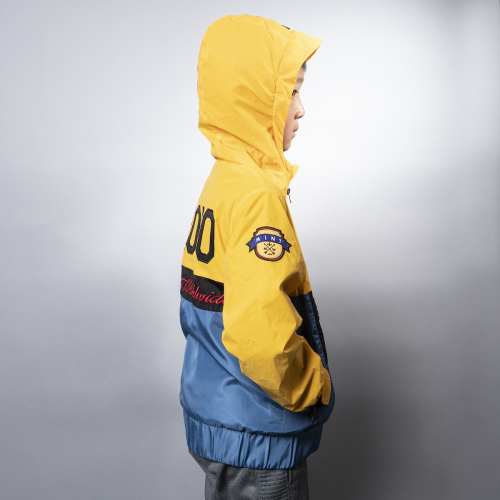 Kids 3M Reflective Snow Beach Anorak