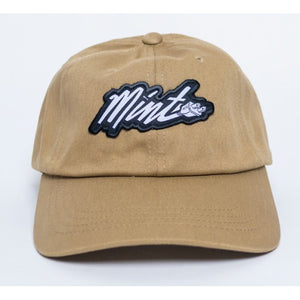 Mint Plug Dad Hat