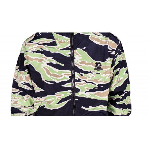 Tiger Camo Windbreaker