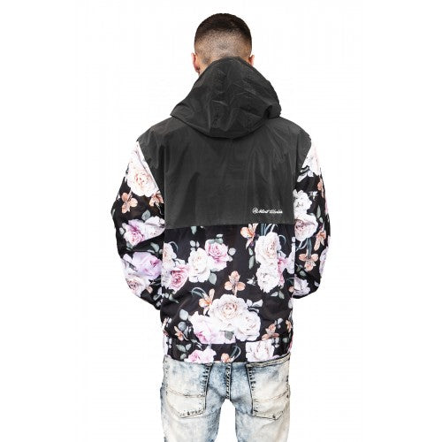 3M Reflective Floral Anorak