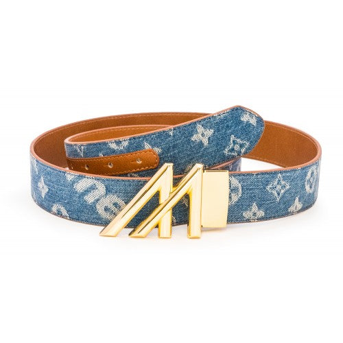 Mint x Supreme x LV Belt