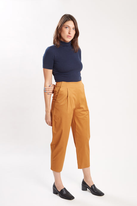 PEGGY STRETCH COTTON (Ochre)